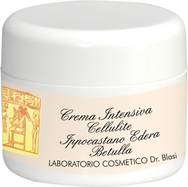 Crema intensiva cellulite vaso da 100 ml